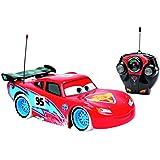 Dickie Spielzeug 203089590 - Disney Cars Ice Racing RC Lightning McQueen