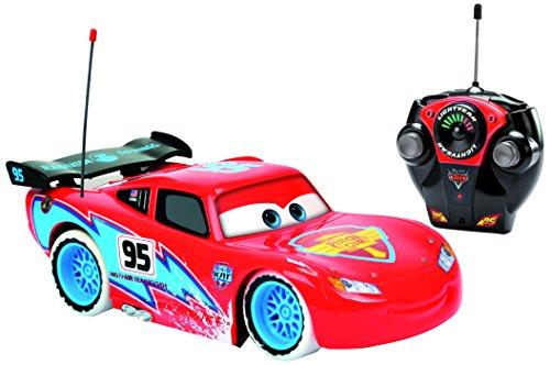 Dickie Toys - Disney Cars Saetta Mc Queen R/C Ice Racing Turbo Racer