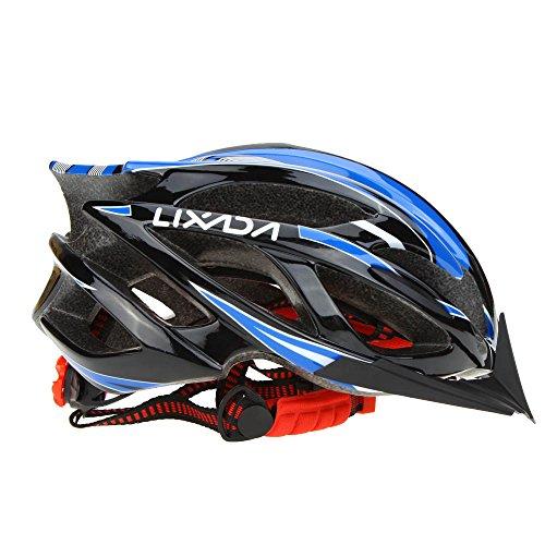 Lixada Bicycle Helmet Mtb Road Bike Helmets Cycling Mountain Racing ... 274e544cc4