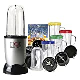 Inventure Retail Magic Bullet Mixer, Grinder & Chopper (combo 21 Pcs Set)