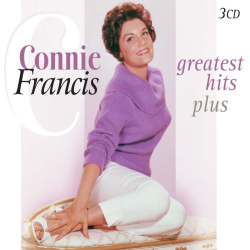 Connie Francis - Greatest Hits Plus