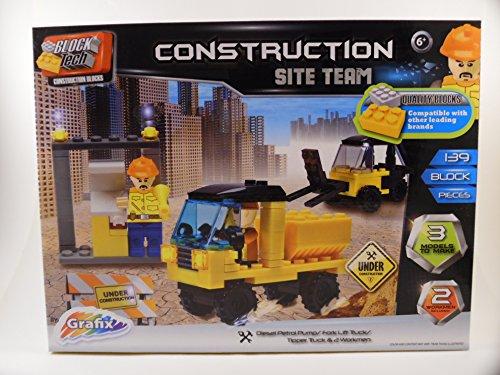Block Tech Construction Site Team