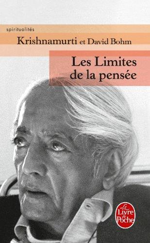 Les Limites De La Pensee Discussions Pdf Telecharger De