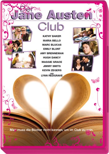 Der Jane Austen Club (Pink Edition)