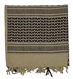 Northstar Tactical Woven Coalition Desert Scarves (Khaki/Black)