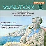 Walton: Viola Concerto, Sonata for St...