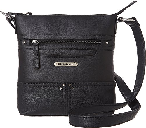 stone-mountain-julia-solid-crossbody-handbag-one-size-black