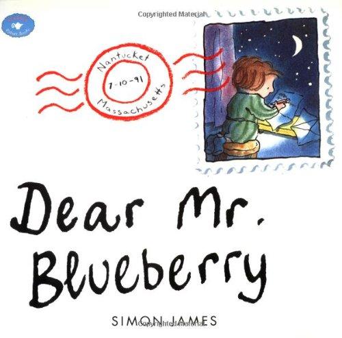 Dear Mr. Blueberry (Aladdin Picture Books) PDF