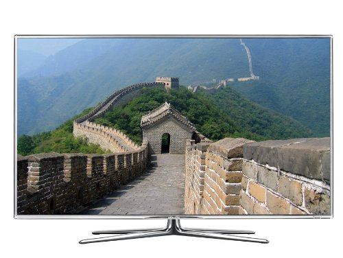 Samsung UN46D7000 46-Inch 1080p 240 Hz 3D LED HDTV (Silver) [2011 MODEL]