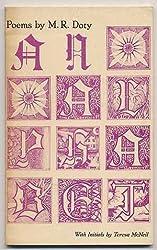 An alphabet: Poems