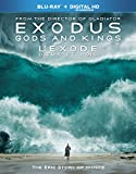 Exodus: Gods and Kings (Bilingual) [Blu-ray]