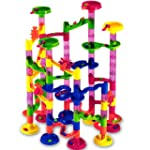 Marble run game race creative constru...