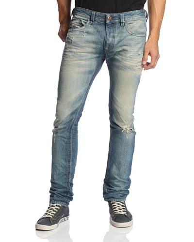 Diesel Men's Skinny Fit Thavar Jeans