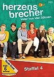 Herzensbrecher - Vater von vier Söhnen: Staffel 4 (3 DVDs)