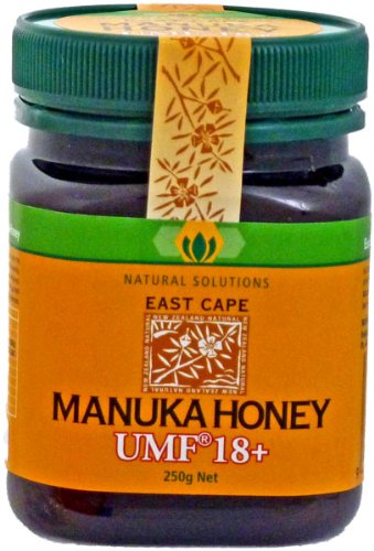 East Cape New Zealand Manuka Honey Active UMF 