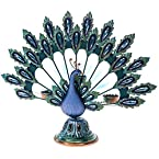 Peacock Tealight Holder