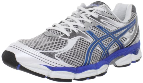 ASICS ASICS Men's GEL-Cumulus 14 Running Shoe,Lightning/Jetblue/Black,10 M US