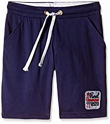 Cherokee Boys' Shorts (267977646_Navy_2 - 3 years)