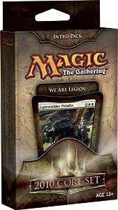 Magic the Gathering- MTG: Magic 2010 Core Set - Theme Deck - Intro Pack White...