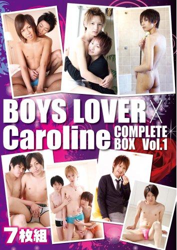 BOYS LOVER×Caroline COMPLETE BOX 7枚組 Vol.1 [DVD]