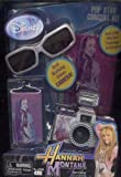 Pop Star Concert Kit * Hannah Montana * 35mm Camera * Sunglass + More