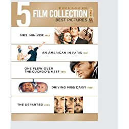 Best of Warner Bros 5 Film Collection Best Picture