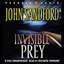 Invisible Prey Audiobook by John Sandford Narrated by Richard Ferrone