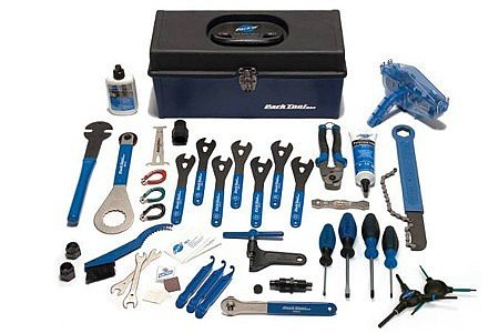 Park Advanced-Mech 37pc tool kit+case, AK-37