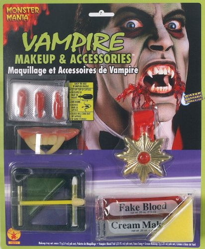 19201 Vampire Make Up & Accessories Kit