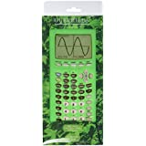 Guerrilla Silicone Case for Texas Instruments TI-84 Plus Graphing Calculator, Green