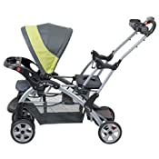 Baby Trend Sit N Stand Double Carbon Baby Shop