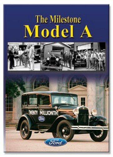 TERRIFIC & HISTORIC MODEL A FORD DVD - 20 MILLIONTH CAR ON COAST-TO-COAST TOUR PDF