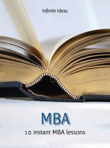 MBA (52 Brilliant Ideas)