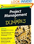 Project Management For Dummies (UK Ed...