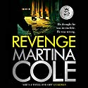 Revenge Audiobook by Martina Cole Narrated by Annie Aldington