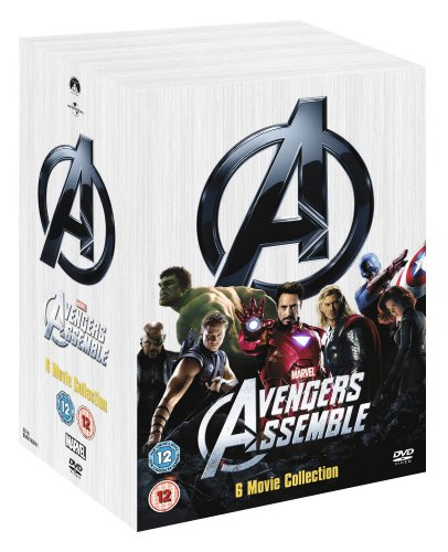 Marvel The Avengers International Coll [Import anglais]
