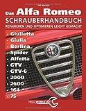 Alfa Romeo Schrauberhandbuch: Reparieren und Optimieren leicht gemacht