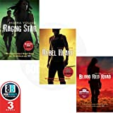 Moira Young Moira Young Dustlands Series Collection 3 Books Set, (Raging Star, Rebel Heart and Blood Red Road)