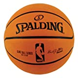Spalding NBA Game Ball Mini