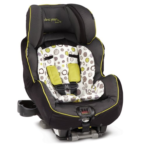 The First Years True Fit Si C680 Car Seat, Abstract O'S front-918684