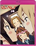 けいおん! 4 (初回限定生産) [Blu-ray]