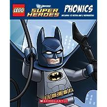 레고 DC 수퍼 히어로 LEGO DC Super Heroes: Phonics Box 파닉스 북 페이퍼백 세트