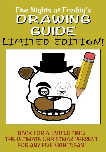five-nights-at-freddys-drawing-guide-limited-edition-avaliable-for-a-limited-time-only-learn-how-to-
