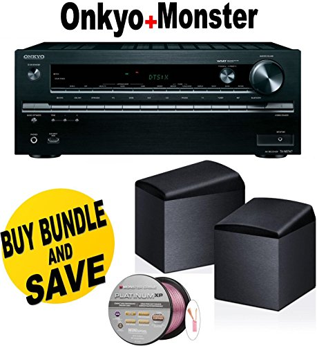 Video Review Onkyo Tx Nr747 7 2 Channel Network A V