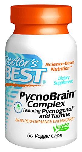 Meilleur Pycnobrain Complexe de médecin avec
