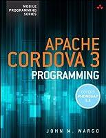Apache Cordova 3 Programming Front Cover