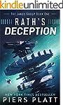 'Rath's Deception (The Janus Group Boo...' from the web at 'http://ecx.images-amazon.com/images/I/51tHqiKGpuL._SL500_SL450_PJku-sticker-v3,TopLeft,0,-44_SL150_.jpg'