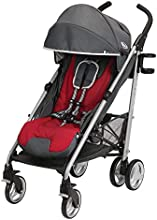Graco Breaze Click Connect Stroller, Chili Red
