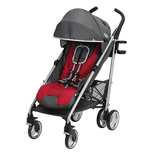 Best Prices! Graco Breaze Click Connect Stroller, Chili Red