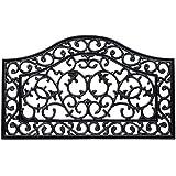 MILLIARD Decorative Rubber Doormat 18in.x30in.